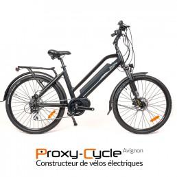 VTC électrique Vaucluse