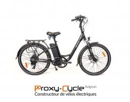 Vélo électrique confort